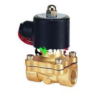 UW160 15 solenoid valve 1/2'' 100% Gurantee 2W Series UD Water Solenoid Valve Brass 2 Way Valve Oil Gas Valves Model 2W 160 15