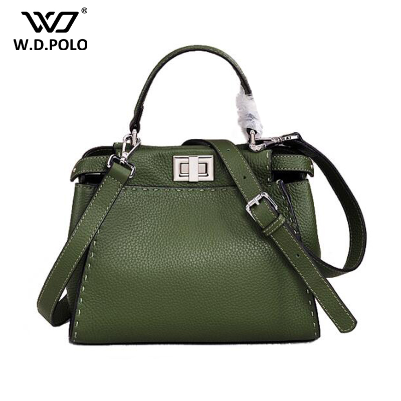 New Classic Cowhide Tote Women Genuine Leather Handbags famous brand design Ladies Bag Messenger Bags For Female C329New Classic Cowhide Tote Women Genuine Leather Handbags famous brand design Ladies Bag Messenger Bags For Female C329