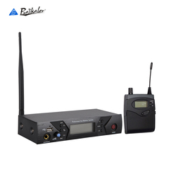 New Wireless in ear Monitor System ear monitoring systems Wireless Stage Monitor System IEM bodypack monitor with USB Input