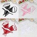 Hot Mulheres Eróticas Sexy Lingerie de Renda Lingerie Pijamas G-corda Lingerie Pijamas para Adulto jogo Jan16