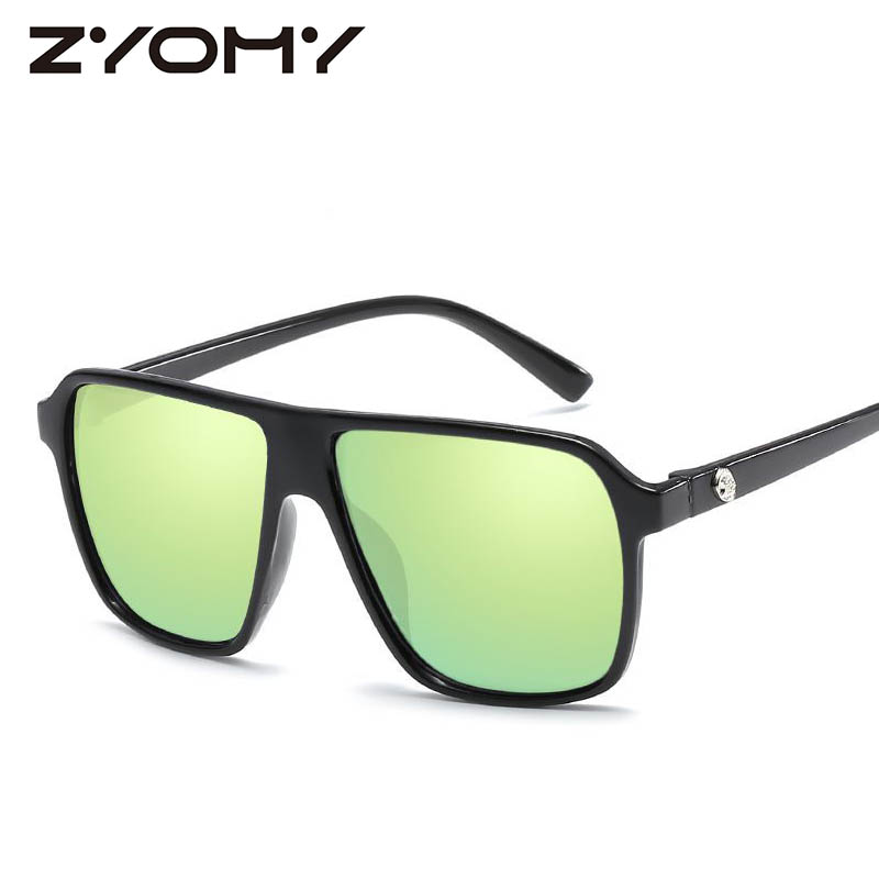 Kvinnor Män Solglasögon Gafas Luxury Drivglasögon Retro Oculos De - Kläder tillbehör - Foto 4