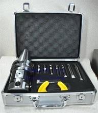 Точность NBH2084 8-280 мм скучно голову Системы + BT40 M16 держатель + 8 шт 20 мм борштанги скучно позвонил 8-280 мм скучно набор инструментов