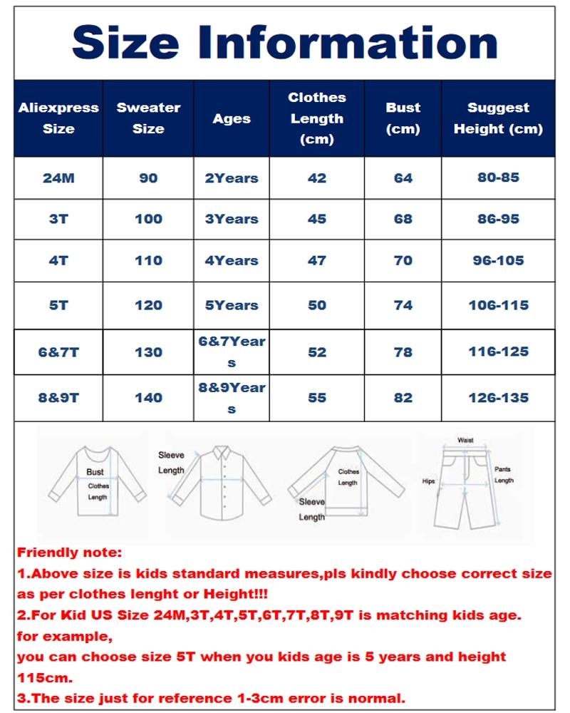 27kids 2-9Years Cartoon Dinosaur Children Boys Sweater Spring Autumn 2019 New Bahy Kids Boys Girls Clothes Chid Boys T Shirts 5