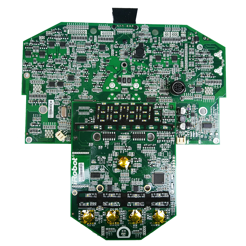PCB Circuit Board Motherboard Mainboard Replacement Kit For IRobot Roomba 800 860 Vacuum Cleaner Parts Accessories