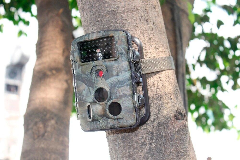 PDDHKK дикой природы камера камеры для охотника фотографии ловушка безопасности 12MP 1080 P ловушки ночное видение 42 шт. 940nm инфракрасные огни ОХОТ