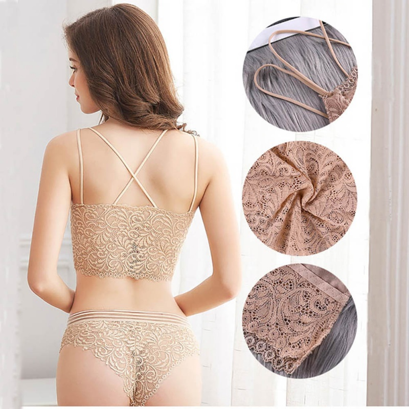 Transparent Lace   Bra   Sexy Panty   Set   Women Sexy Lingerie   Bra     Set   Intimates Ladies Underwear   Set