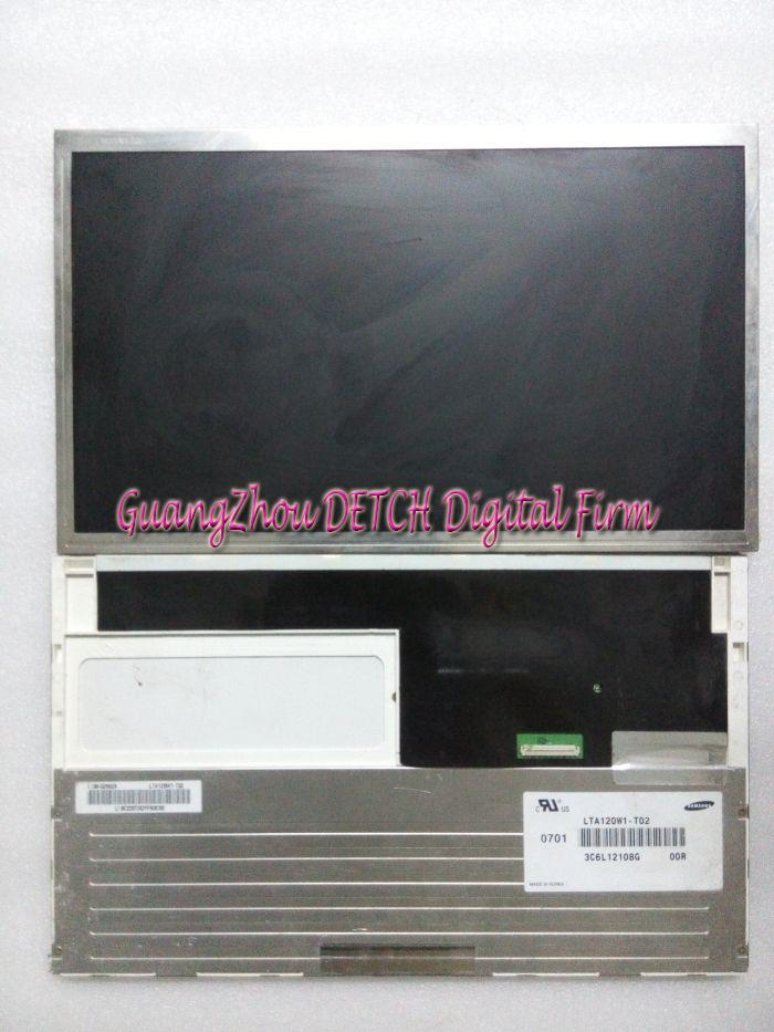 Industrial display LCD screen12-inch  LTA120W1-T02  LCD screen