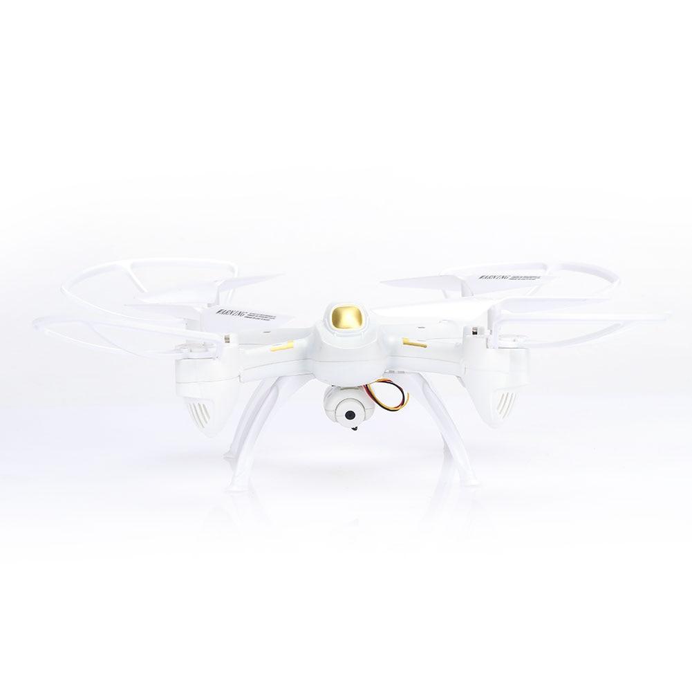Прочный Квадрокоптер ABS Летающий беспилотник для дистанционного дрона Прямая