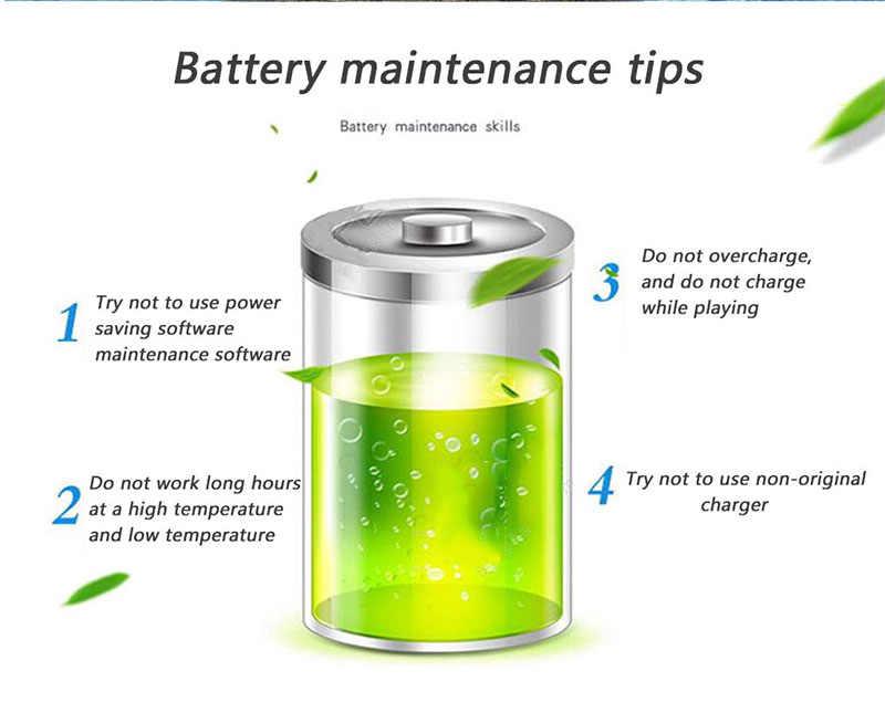 Da Xiong 5200mAh EB-BG925ABE batería del teléfono del Li-ion para Samsung GALAXY S6 Edge G9250 G925F G925FQ G925S batería del teléfono celular