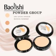 baolishi Ultra-Light Facial Powder Perfection waterproof Loose natural loose Translucent Corrective Mineral Makeup