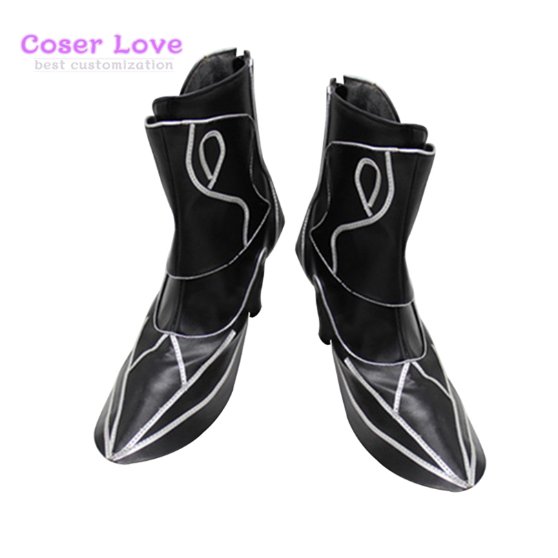 Fate Grand Order Lancer Scathach Cosplay Carnaval Shoes Boots Halloween Christmas Shoes