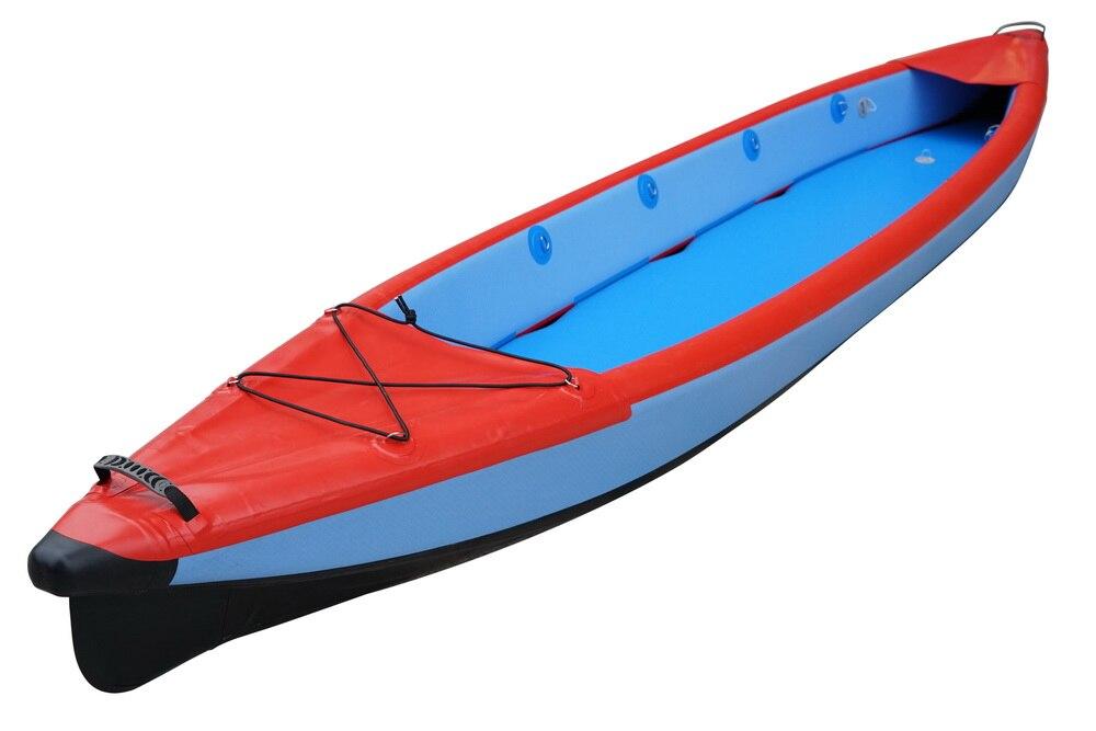 Kayak de pêche gonflable Double vente chaude avec tous les accessoires gratuits