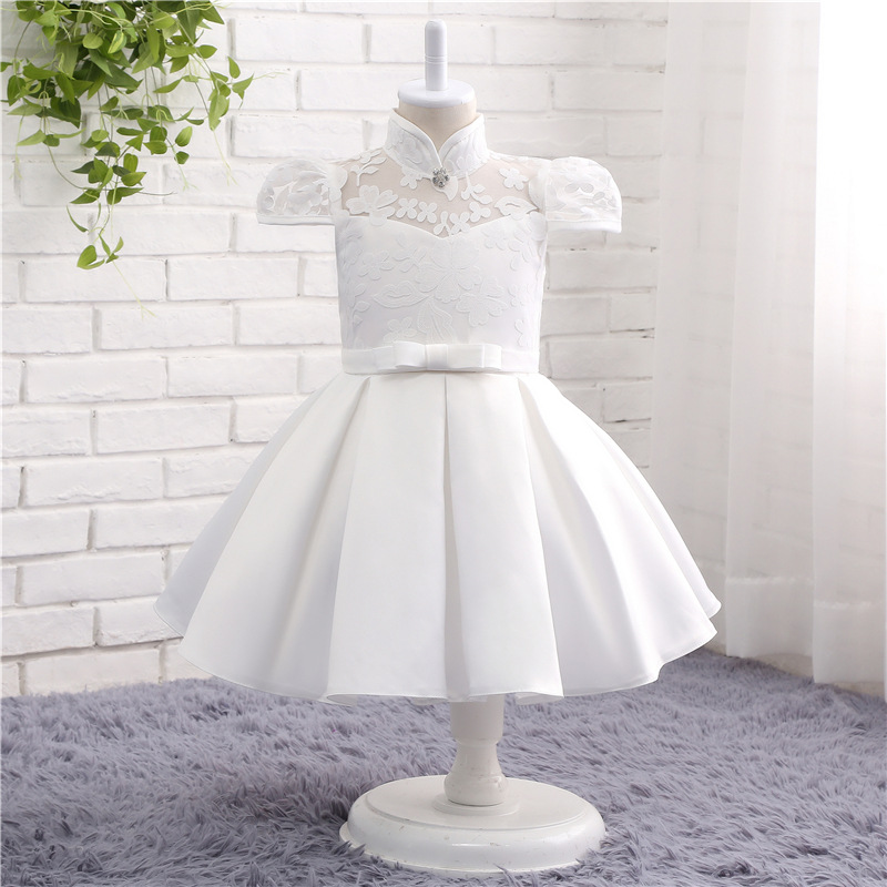 New Arrival   flower     girls     dresses   for weddings first communion   dresses   for   girls   kids evening gowns prom   dresses   2019