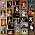 Музыкальный металлический знак Freddie mercury Mike86, настенный плакат на заказ, персональный классический Железный рисунок, Декор, искусство