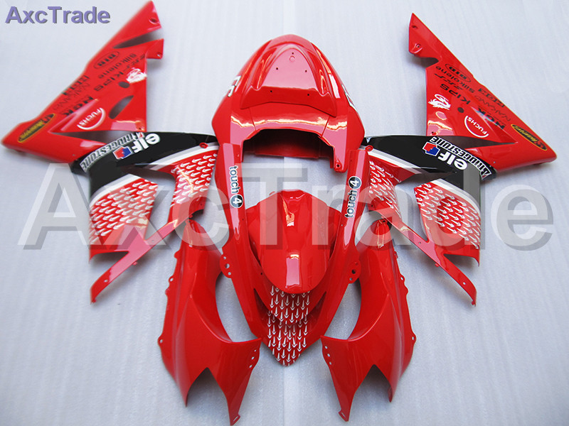 Fit For Kawasaki Ninja ZX10R ZX-10R 2004 2005 04 05 Motorcycle Fairing Kit High Quality ABS Plastic Injection Mold Custom Made