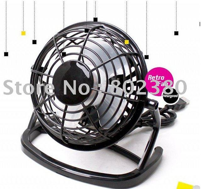 Free Shipping!! USB Table fans High speed mini Electric fan + desk top fans with switch cool in the summer