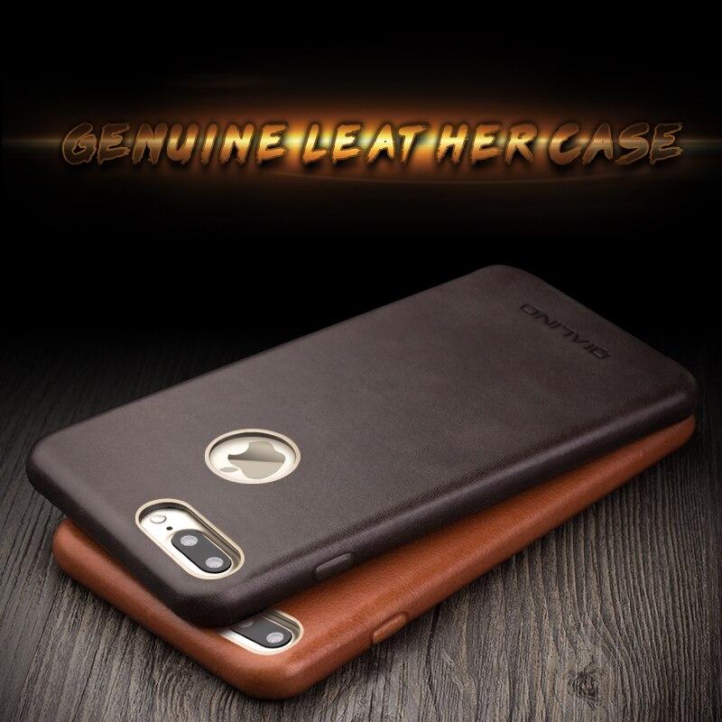 QIALINO ծայրահեղ բարակ բարձրորակ iphone 7 - Բջջային հեռախոսի պարագաներ և պահեստամասեր - Լուսանկար 6