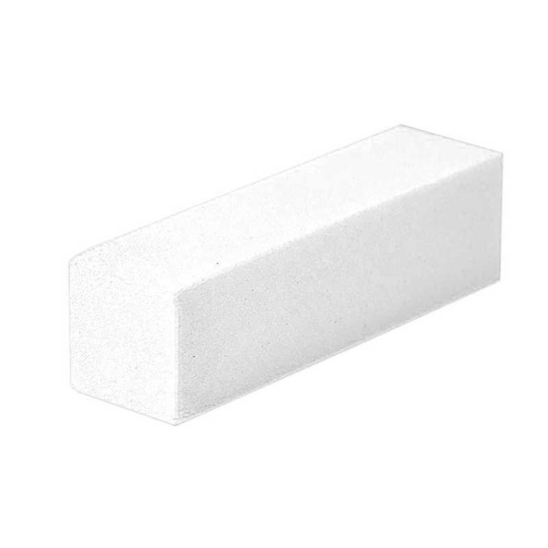 1 قطعة شكل ملون مسمار المخازن ملف ل UV جل الأبيض ملف الأظافر عازلة كتلة البولندية مانيكير باديكير الرملي مسمار أدوات الرسم