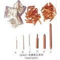 100pcs/lot Plating Pen Accessries Jewelry Plating Tips Nib Point Jewelry Tools