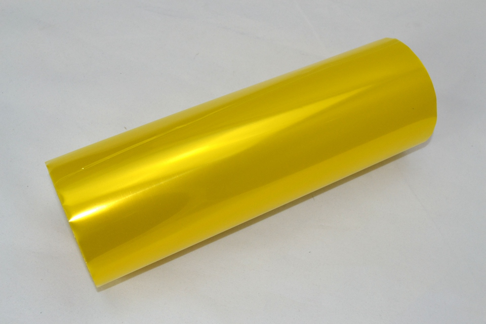 Image 2 - Self Adhesive Smoke Gloss Vinyl Headlight Foglight Tint Wrap Adhesive Cover Gold Yellow 0.3*10m Roll-in Car Stickers from Automobiles & Motorcycles