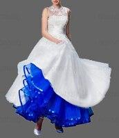Underskirt Women Retro Petticoat Tulle Rainbow Skirt Crinoline Rockabilly Swing Tutu Slip Party Clothing 05