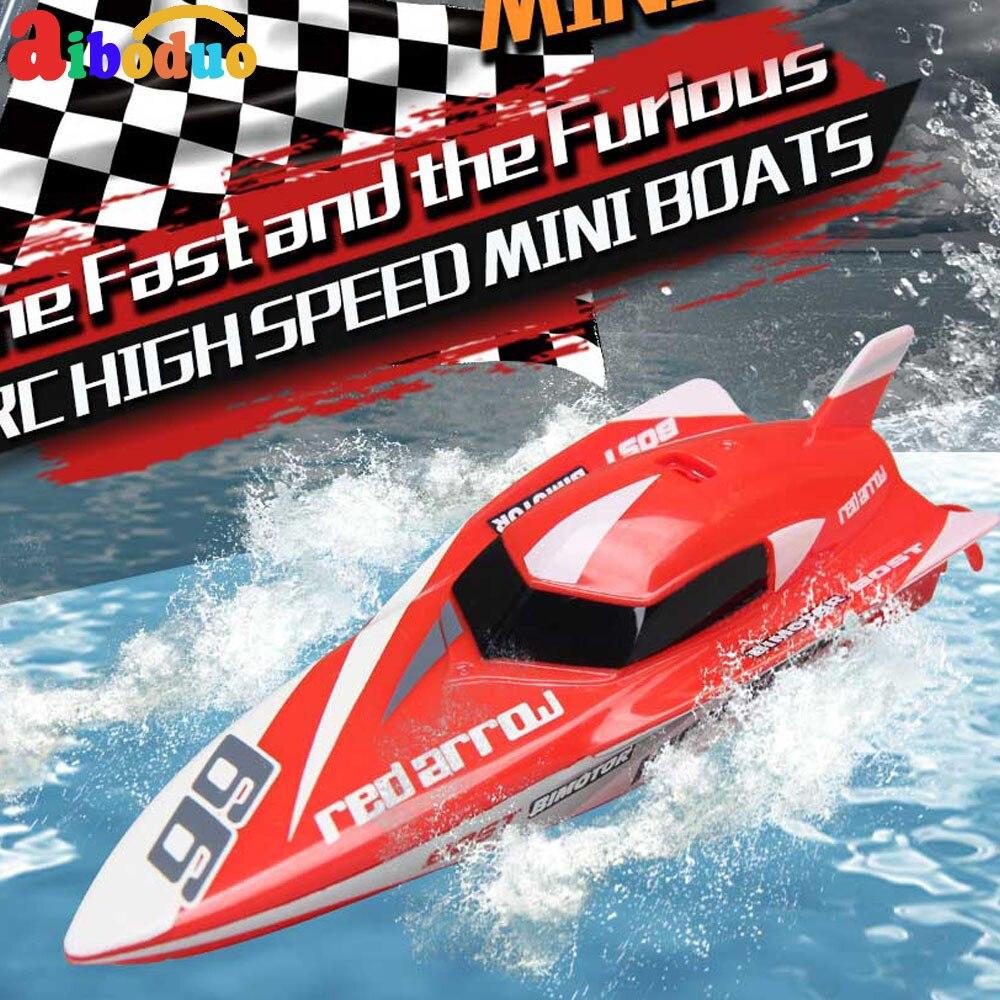 Ferngesteuertes U-boot Fernbedienung Boote Mini Feilun Rc Racing Boot Hohe Geschwindigkeit Yacht 2,4g Fernbedienung Spielzeug Wasser Kühlung High Speed Rc Submarine Fernbedienung Spielzeug