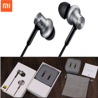 Original Xiaomi Hybrid Pro Earphone Mi Piston With Unit Circle Iron Wire Voice Control For IPhone