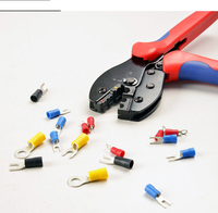 LY 30J Crimping Tools Pliers For 22 10 AWG,0.5 6.0mm2 of Insulated Car Auto Terminals & Connectors Crimping Plier wire