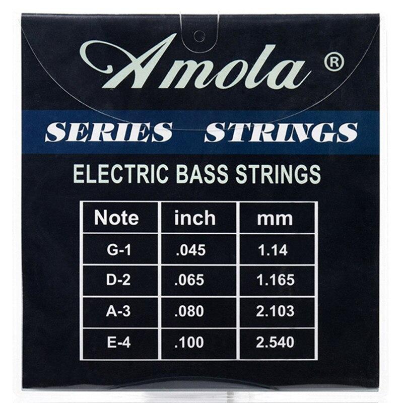guitar nickel bass strings