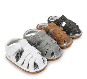 33e6af4d89be HONGTEYA baby boy shoes for first walkers toddler moccasins