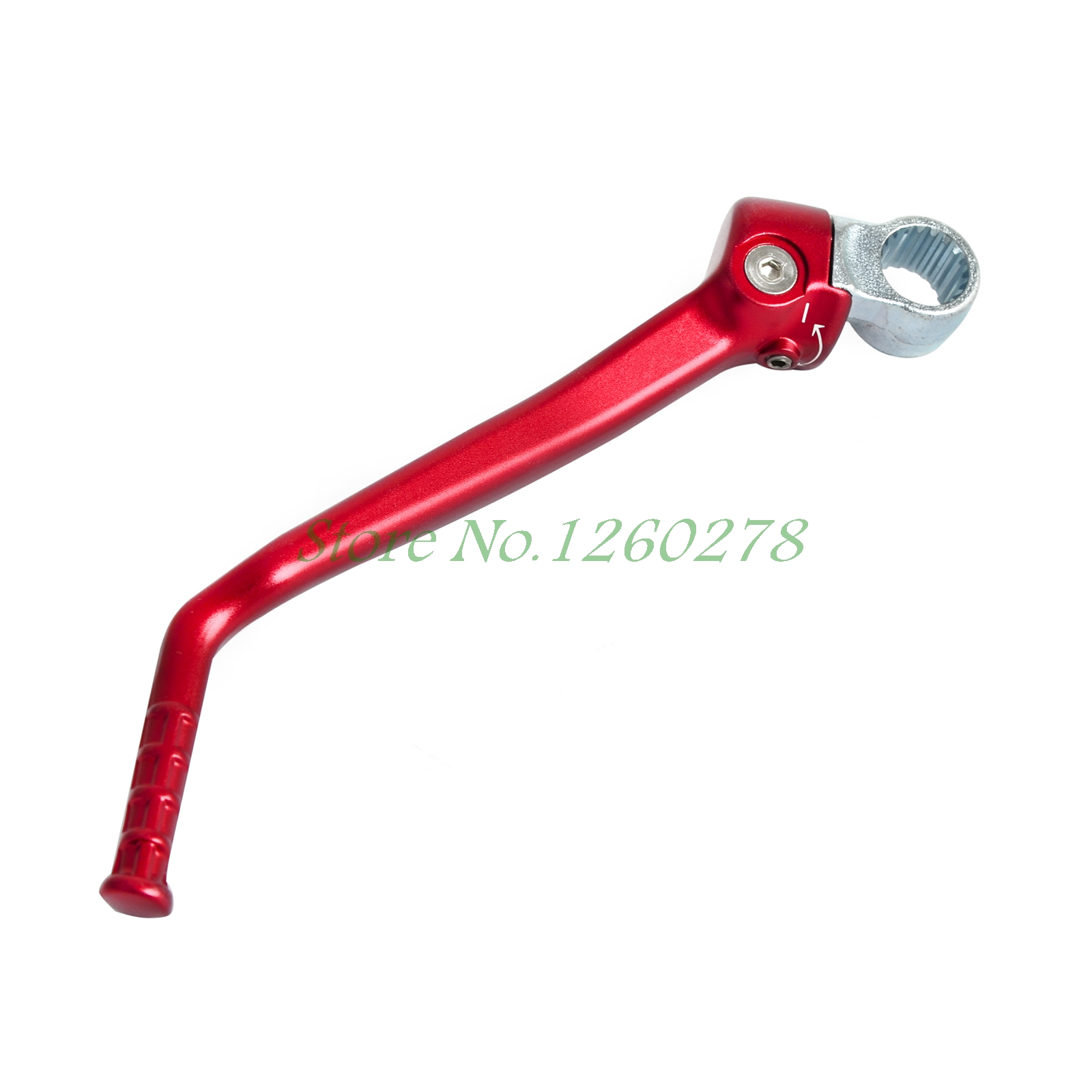 Motorcycle Forged Kick Start Lever Pedal For Honda CRF150R 2007-2017 CRF150RB Expert 2013-2017 Motocross Enduro Dirt Bike
