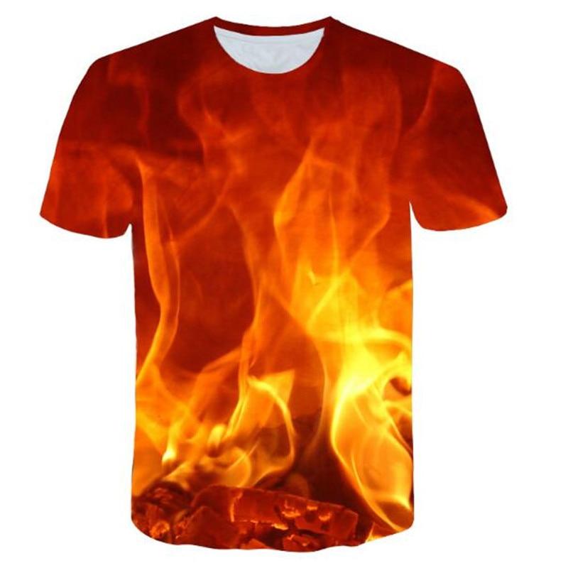 cotton new 2019 Summer Men T Shirts Size 2XL fashion Tee Shirt Short printing o neck Men's Clothing Tee Shirt PZ59