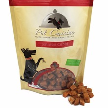 Pet Cuisine Dog Science Diet Treats Natural Salmon Snacks for Adult Dogs 250g