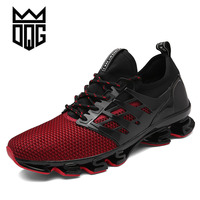 DQG Aummer Men S 2017 Running Shoes Outdoor Jogging Tourism Professional Walking Athletic Shoes Unique Trend