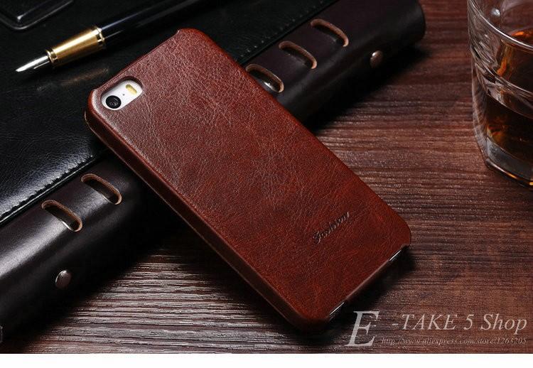 5S flip case dla iphone 5s 5 se pu skóra tomkas marki luksusowe phone tylna pokrywa coque dla apple iphone5 przypadki telefon 5 s torba 9