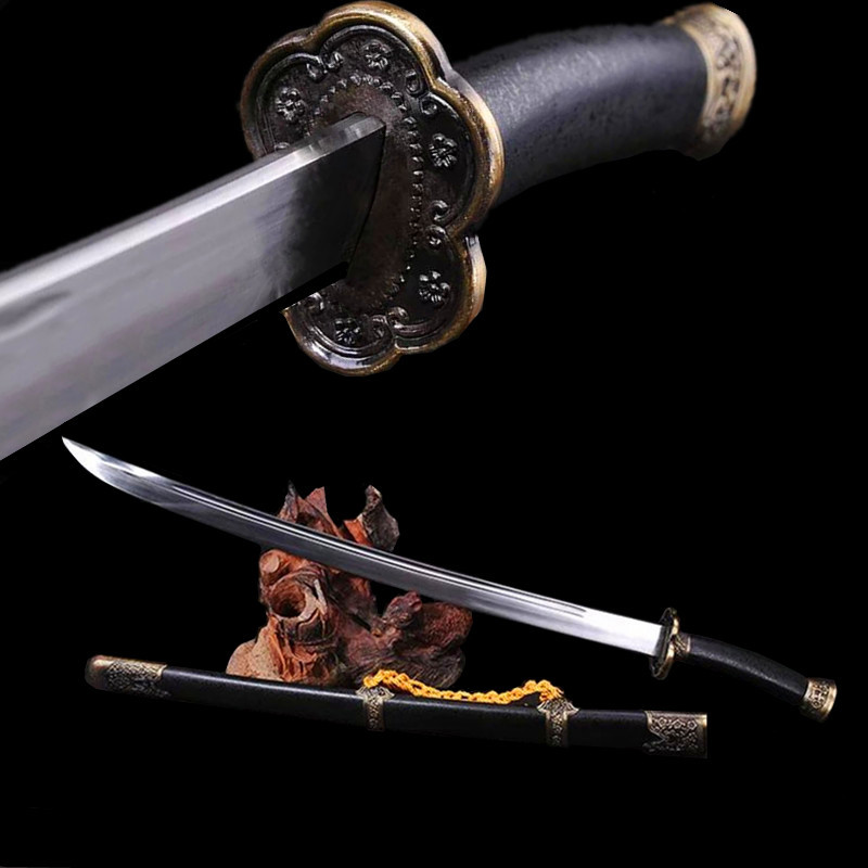 Handmade Antique Qing Saber