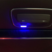 Decorative-Lights Passat Cc Tiguan Sharan Arteon Atmosphere Golf Car Usb Led for Polo