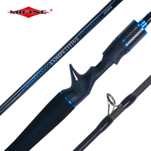 MIFINE competitive spinning and casting  fishing rod 602MF 1.8M 2 section Ultra light trout Rod lure High carbon hard 5g-20g