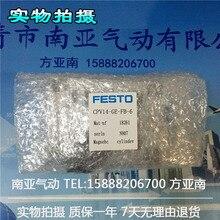 CPV14-GE-FB-6 festo пневматические компоненты Festo Электромагнитный Клапан