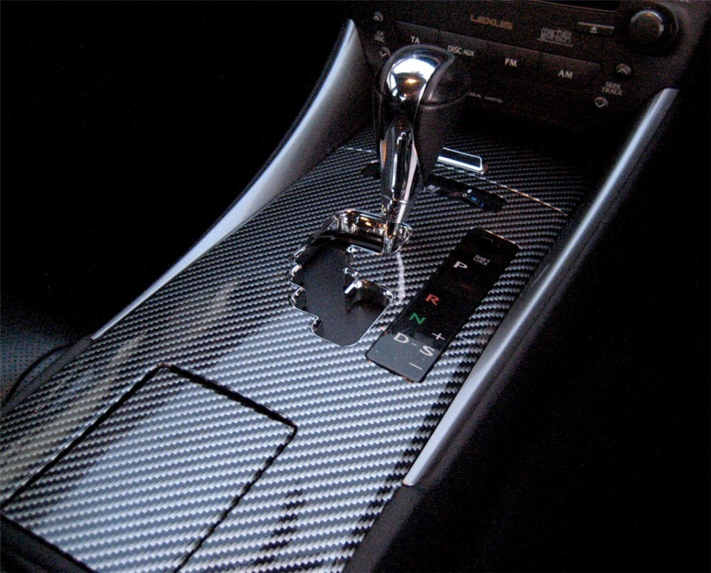Image 2 - 2D 3D 4D 5D 6D Carbon Fiber Vinyl Wrap Film Car Wrapping Foil Console Computer Laptop Skin Phone Cover Motorcycle-in Car Stickers from Automobiles & Motorcycles