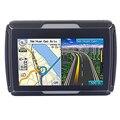 8 ГБ и fm! Цвет черный 4.3 '' водонепроницаемый IPX7 Bluetooth GPS навигатор для мотоцикла + 4 ГБ флэш + множество профессиональных картами стран