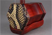 Professional erhu  Material Lobular red sandalwood two strings with hardcase