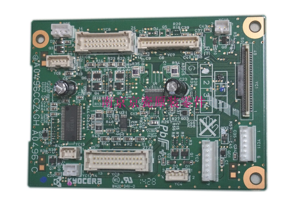 все цены на New Original Kyocera 302K994190 PWB FEED 2 for:TA4550ci 5550ci 6550ci 7550ci 4500i 5500i 6500i 8000i онлайн