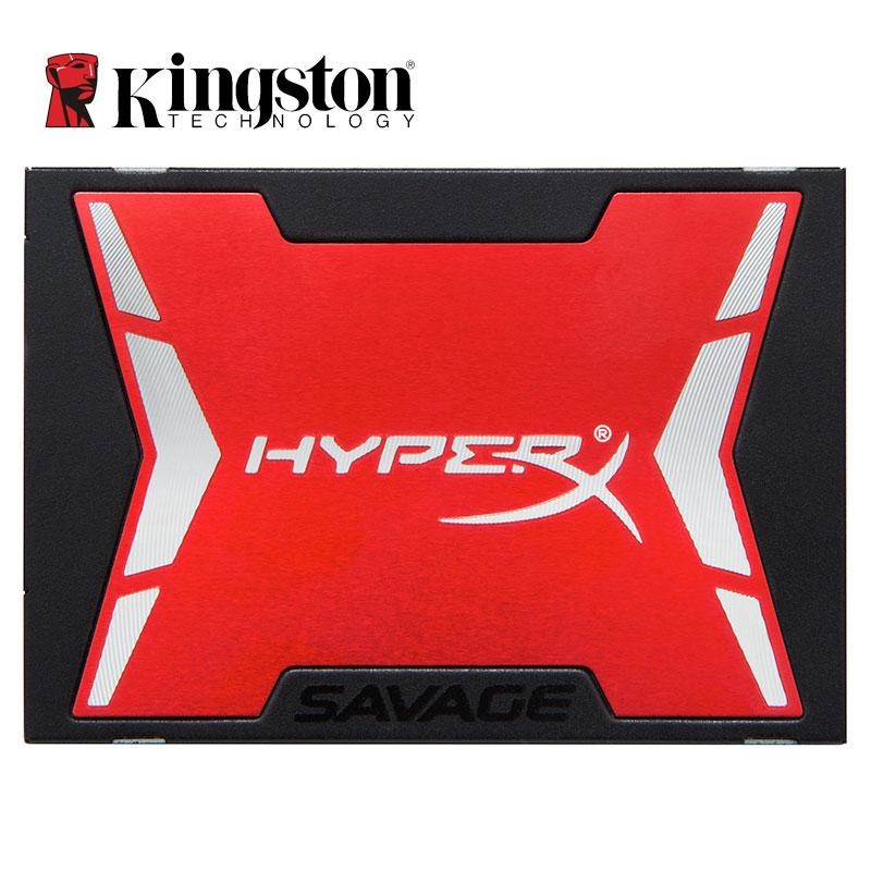 Prix pour Kingston HyperX Savage SATA III SSD 120 GB 240 GB 2.5 Pouce SATA 3 Interne Solid State Drive de Jeu pour PC De Bureau portable