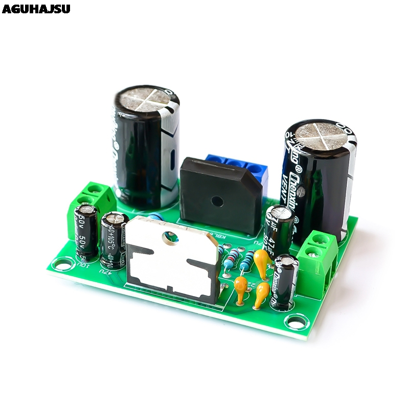 TDA7293 Amp Amplifier Audio Bare PCB Board For DIY High Quality