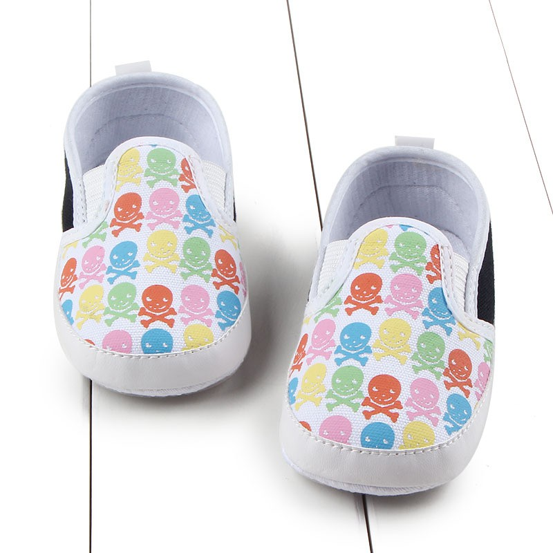 Cotton Toddler Baby Flock Warm Shoes Girl Boy Infant First Walkers Newborn Anti-slip Skid-proof Shoes Soft