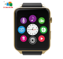 Bluetooth Smart Watch GT88 Heart Rate Health Fitness Measure with GSM/GPRS SIM Card Camera Pedometer for GT08 Smartwatch clock