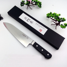 Free Shipping High Quality Professional Fish Knife Japanese Style Lancet Sashimi Sushi Salmon Beef Knife Cooking Cleaver Knives