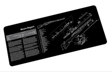 mosin mouse pads 70x30cm cool pad to mouse notbook computer mousepad rem-700 gaming mousepad gamer to keyboard laptop mouse mat