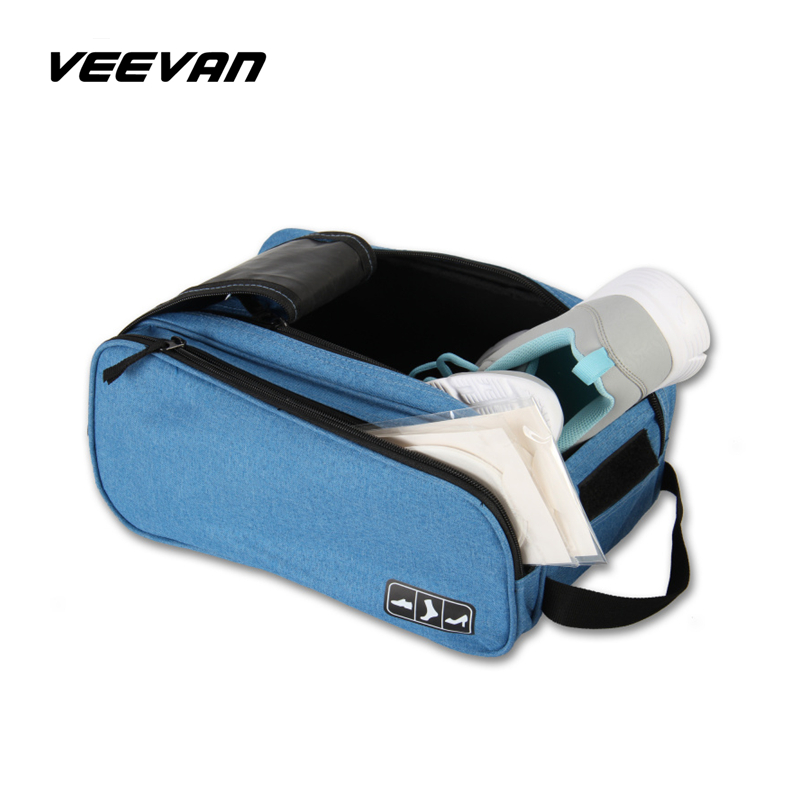 New Portable Shoe Bags Multifunction Travel Tote Storage Case Organizer Top Quality Fashion VEEVAN Brand Designer MenWomen Bags